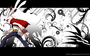 Summer Wars: King Kazma Wallpaper by TrenzillaXDesigns