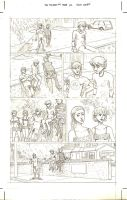 The Sundays page 22 pencils by ScottEwen