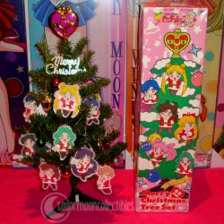 Sailor Moon S Christmas Tree by onsenmochi