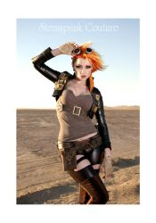 Steampunk Couture by ulorinvex