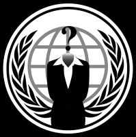 Anonymous Logo Woman JPG by EmyWarrior