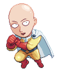 One Punch Man by TheScarlet1