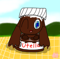 Nutella anyone? by pawniards