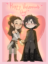 Smile with me, Ben! by NikaInfinity