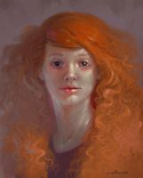 ginger by apterus