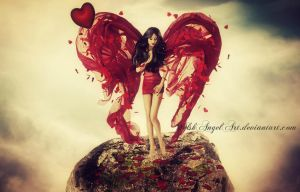 *angel of love* by BellaDreamArt