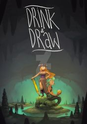 Drink and Draw by guimero64