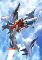 Starscream ambition by zhuyukun