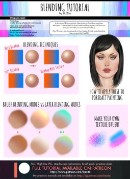 Blending Tutorial by itaXita