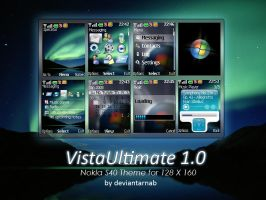 VistaUltimate Theme for S40 by deviantarnab