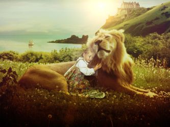 Lucy. The Lion, the Witch and the Wardrobe by PIERCED6966