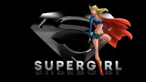 Supergirl Wallpaper - Alone In The Dark 5 by Curtdawg53