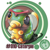 #010- Caterpie
