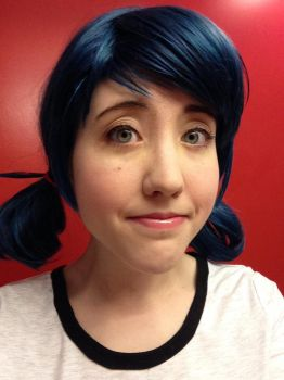 Marinette Cheng Selfie by NedlyDeadly