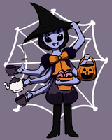 Muffet by Shiningamour-57