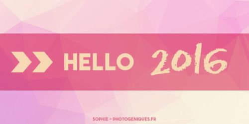 Voeux 2016 by photogeniques