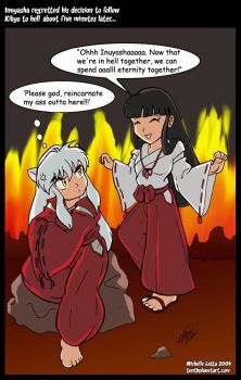 Inuyasha's Future by Caliosidhe