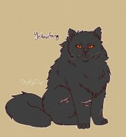 Yellowfang by DayByDayArtwork