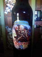 Iron Maiden Beer! by Boojaybabe