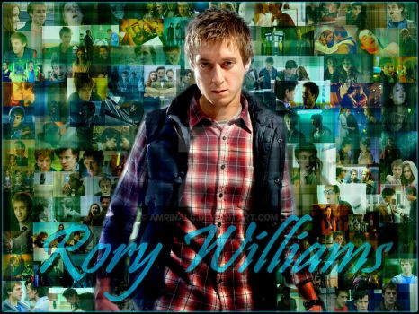 Rory Williams by Amrinalc