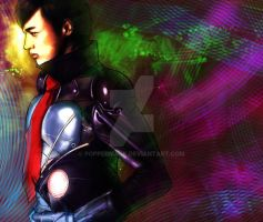 KamenRider TheFirst by PopperMask