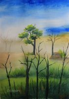 Scenary IV by impeccablez