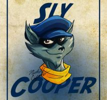 Sly Cooper by mcaputo123187