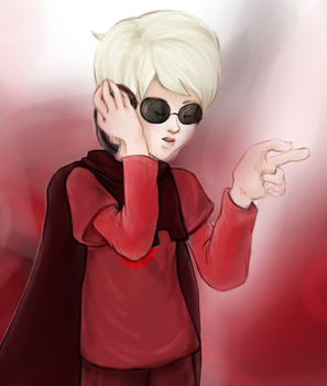 Dave Strider by BberryBberry