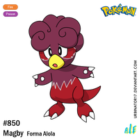 Magby forma Alola