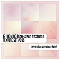 Texture Set 096 by twinstrikeish