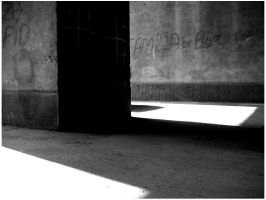 architectural shadows by bucuresti