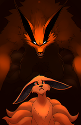 Kurama by TheAzimuth