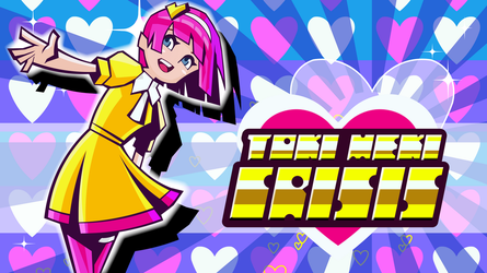 Toki Meki Crisis Wallpaper by VexylGraphics