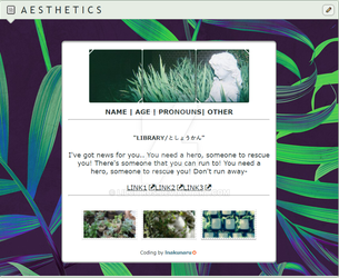 F2U CUSTOMBOX|Plant Aesthetics by LilCitrus