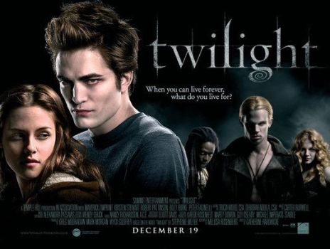 Twilight Movie Poster- by New-Moon-Club