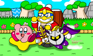 Kirby Air Ride by MarioSimpson1