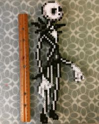 Jack Skellington by flamingolicious
