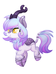 Crescent Kirin! by Cuddly-Dream