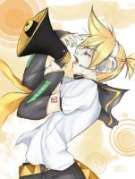 Len - Love is War by Stella--Chan