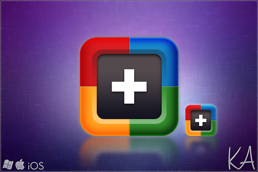 Google Icon by AaronOlive