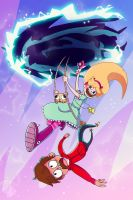 Star vs the Forces of Evil by Millania