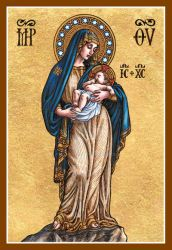 Notre Bonne Mere - Our Good Mother by Theophilia
