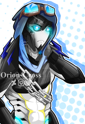 Genderbend Orion-Cross by Orion-Cross