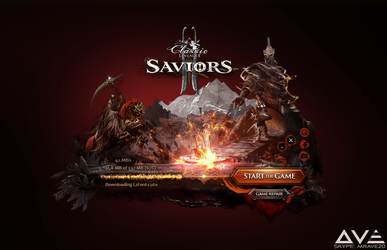 Lineage II Updater (custom skin: 11d) by MrAve20
