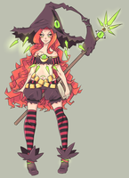 Witch Adopt 10$ [CLOSED] by Revii-Adopts