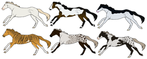 Tb Adopt Sheet 3 *DRAW by angry-horse-for-life