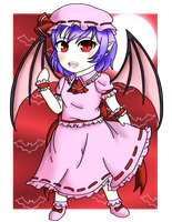 Remilia scarlet by Cynder2012