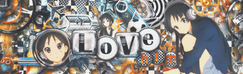 Cover#66: Mio - Love Him by MelisaSatoh