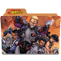 Forever Evil Argus by DCTrad