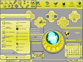 Color+OS Yellow suite by Xav73